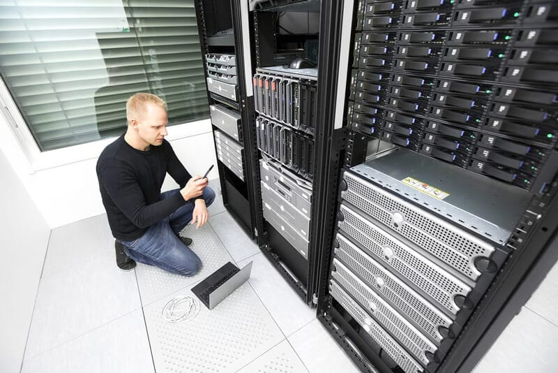 Data-virksomhed Jægerspris