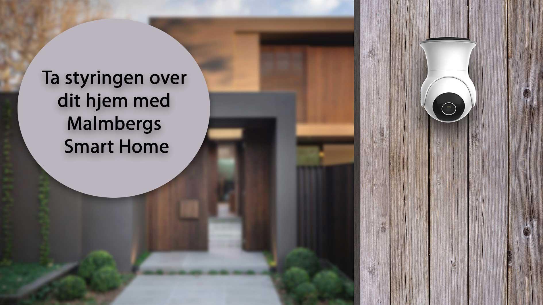 Smart Home Jægerspris